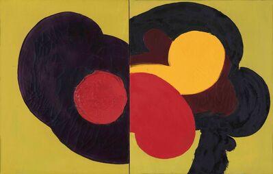 Luis Feito, 'Untitled', 1968