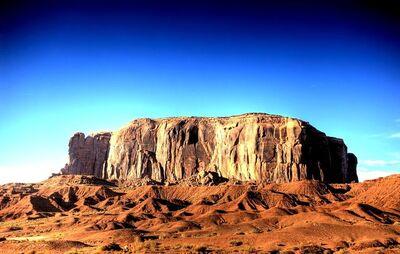 David Glick, 'Monument Valley 28'