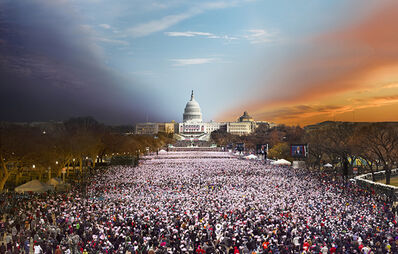 Stephen Wilkes, 'Day to Night, Inauguration', 2013