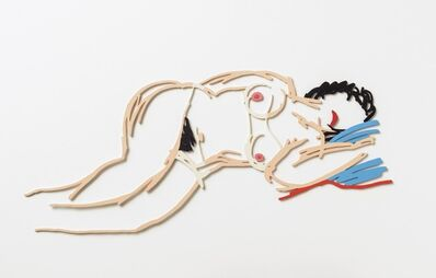 Tom Wesselmann, 'Hedy Sleeping', 1962