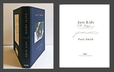 Patti Smith, 'Just Kids Illustrated Edition (Hand Signed and Inscribed by Patti Smith)', 2018