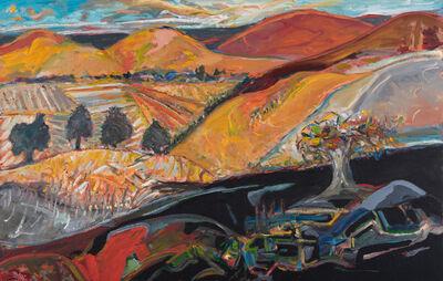 Yehouda Chaki, 'Black Roots 1862', 2019