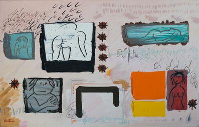 Walter Battiss, 'Five Nudes', ca. 1975