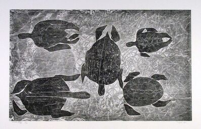 Francisco Toledo, 'Turtles', 1991