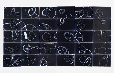 Rita Maas, 'RUBB-O-GRAM 4', 2012