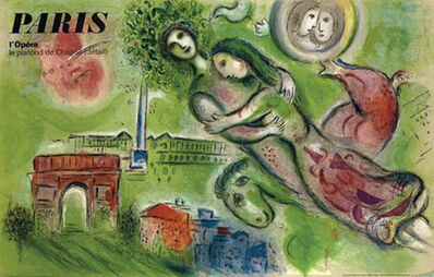 Marc Chagall, 'Romeo and Juliette', 1964