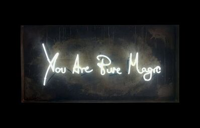 Lauren Baker, 'You Are Pure Magic - Neon', 2017