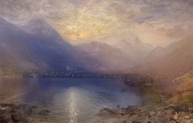 Hiroyuki Masuyama, 'J.M.W. Turner Lake Of Zug Early Morning', 2015