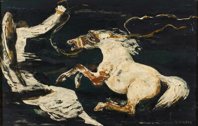 Salvatore Fiume, 'The horse and the tamer'
