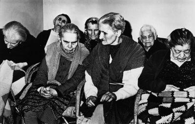 Mario Giacomelli, 'Vita d'ospizio', 1957/1958