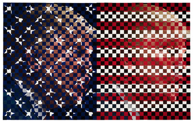 Robin Eley, 'Star Spangled Banner/They let you do it', 2017
