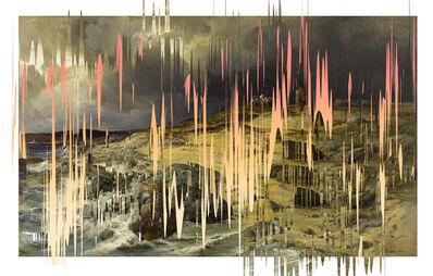 Ciler, 'Ejercicio de distorsión sobre paisaje núm. 3', 2019