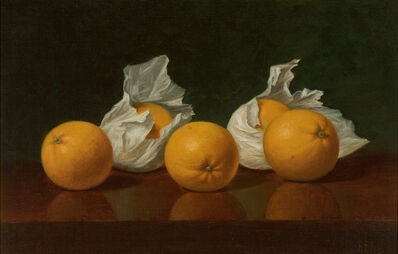 Albert Francis King, 'Wrapped Oranges', ca. 1885