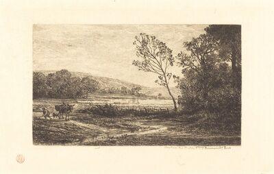 Charles François Daubigny, 'Autumn (L'Automne)', 1848