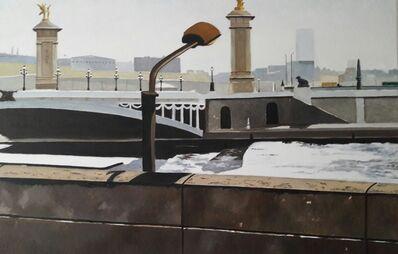 Tony Blomme, 'Pont Alexandre III (Parijs)', 2017