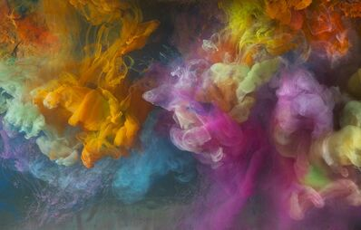 Kim Keever, 'Abstract 13837c', 2015