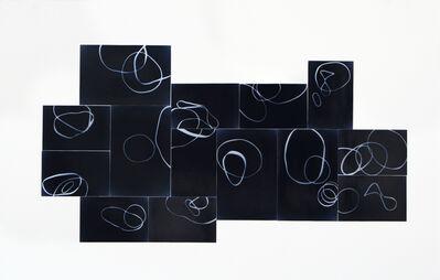 Rita Maas, 'RUBB-O-GRAM 5', 2012