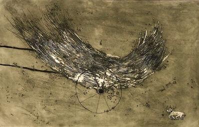 Miquel Barceló, 'La Charette de foin', 1987