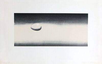 Ed Ruscha, 'Domestic Tranquility: Egg', 1974