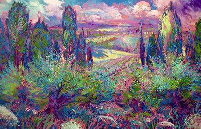 Dmitri Wright, 'Primavera Twilight', 2018