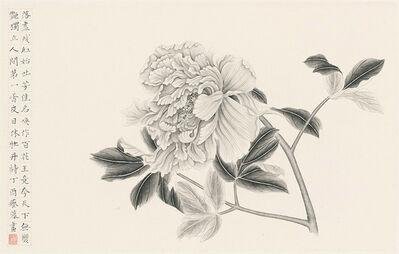 Zhang Yirong 張藝蓉, 'Peony 2 牡丹二', 2017