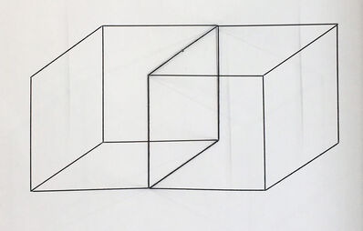 Lukas Ulmi, 'Visual Labyrinth J17-II', 2017