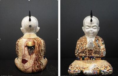 "Metis Atash, 'PUNKBUDDHA Medium ""I CAN SEE CLEARLY NOW"" feat. Klimt', 2019"
