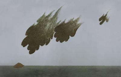 Yan Bing, 'Wind-Wheat', 2014