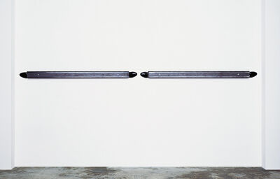 Jannis Kounellis, 'Untitled, from Wall Works', 1993