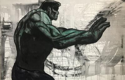 Derek Page, 'Untitled (Hulk)', 2018