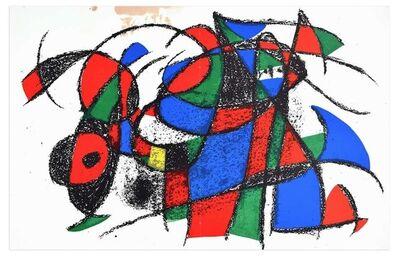 Joan Miró, 'Composition', 1974