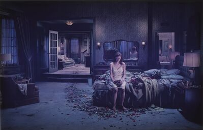 Gregory Crewdson, 'Untitled, Winter (Bed of Roses)', 2005