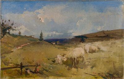 Romualdo Locatelli, 'Landscape'
