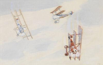 William Earl Johns, 'Tripehounds', ca. 1917