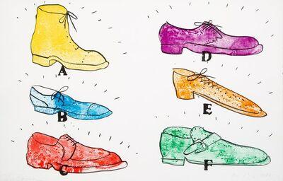 Jim Dine, 'Shoe', 1970