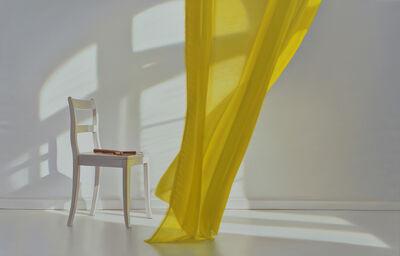 Edite Grinberga, 'Zimmer mit Gelb II', 2016