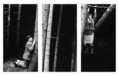Anna & Bernhard Blume, 'Im Wald', 1991