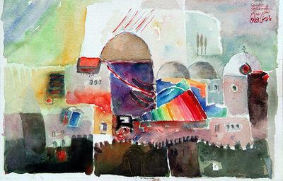 Samir Salameh, 'Jerusalem', 1983