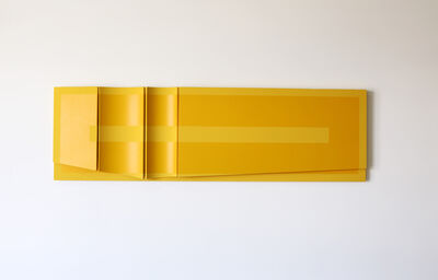 Robert William Moreland, 'Untitled Yellow Monochrome Rectangle ', 2019