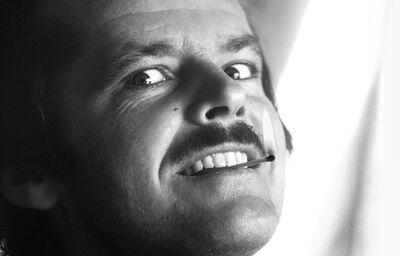 Douglas Kirkland, 'Jack Nicholson ', 1975
