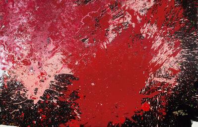 Shozo Shimamoto, 'Untitled-104', 2010
