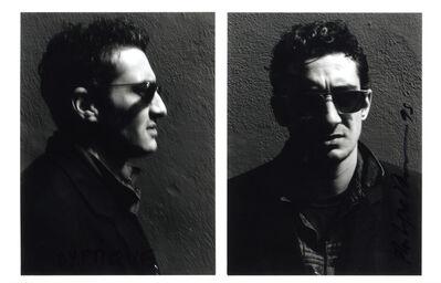 Philippe Perrin, 'Autoportrait', 1995