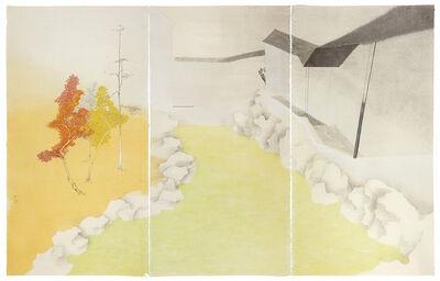 Shen Qin 沈勤, 'Green Garden', 2021
