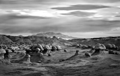 Mitch Dobrowner, 'Goblin Valley', ca. 2008
