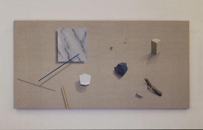 Linda Carrara, 'Floating objects', 2016