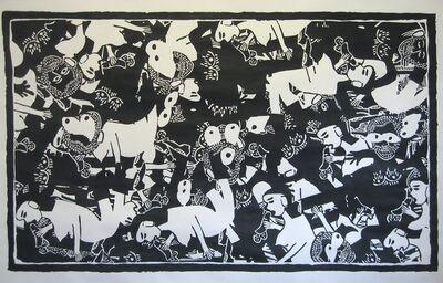 Cameron Platter, 'Color Blind (Vivid Raw) Vol I', 2009