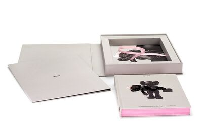 KAWS, 'KAWS Limited Edition Art Book with Screenprint', 2020