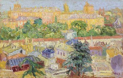 Toti Scialoja, 'Paesaggio romano', 1943