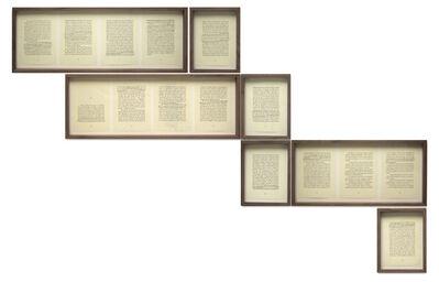 Francisco Ugarte, 'Paisajes literarios (La Transformación, Franz Kafka)', 2015