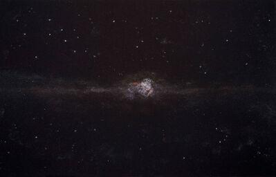 Glenda Leon, 'Celestial bodies: The Universe ', 2019